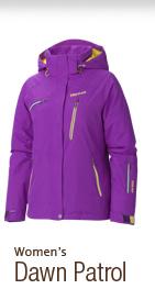 Women's Dawn Patrol Jacket